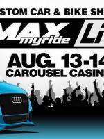 Max My Ride (Carousel Casino)