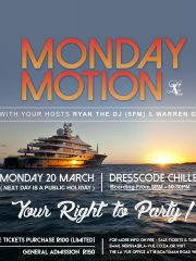 Monday Motion (La Vue – DBN)